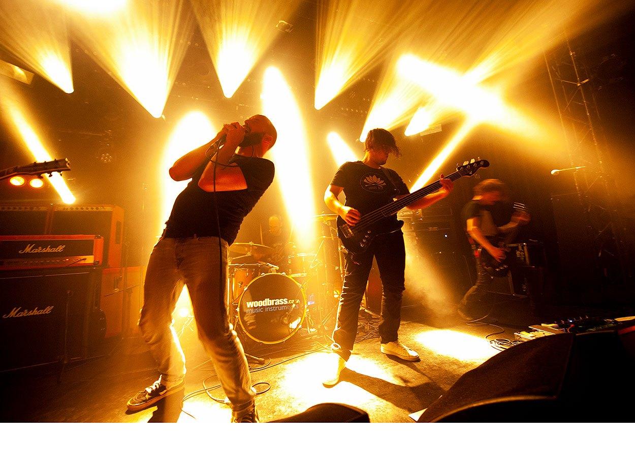 20 Seconds Falling Man (Nantes Metal Fest, Nantes, Loire-Atlantique)