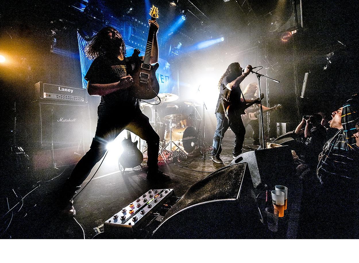 Enlightened (Nantes Metal Fest, Nantes, Loire-Atlantique)