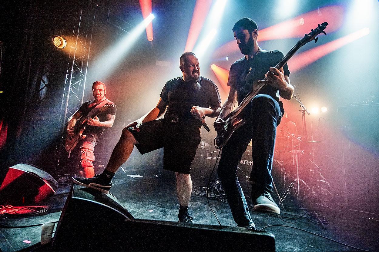 Desperhate (Nantes Metal Fest, Nantes, Loire-Atlantique)