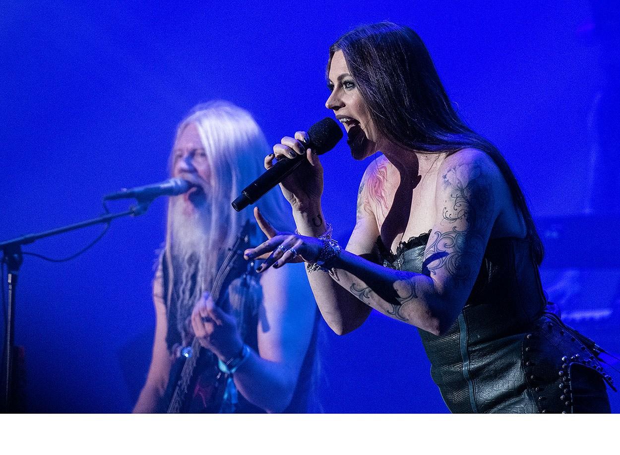 Nightwish (Hellfest, Clisson, Loire-Atlantique)
