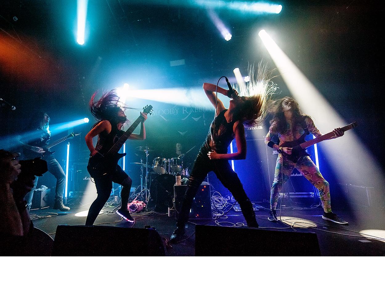 Bloody Rabbeat (Nantes Metal Fest, Nantes, (Loire-Atlantique)