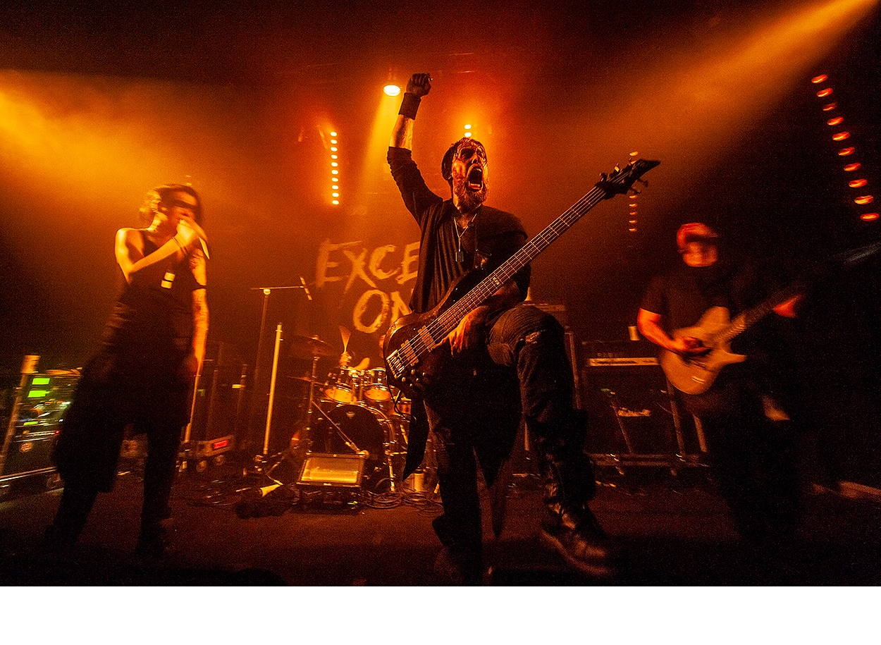 Except One (Nantes Metal Fest, Nantes, (Loire-Atlantique)