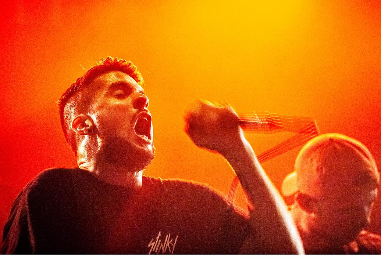 Purge of Sanity (Nantes Metal Fest, Nantes, (Loire-Atlantique)