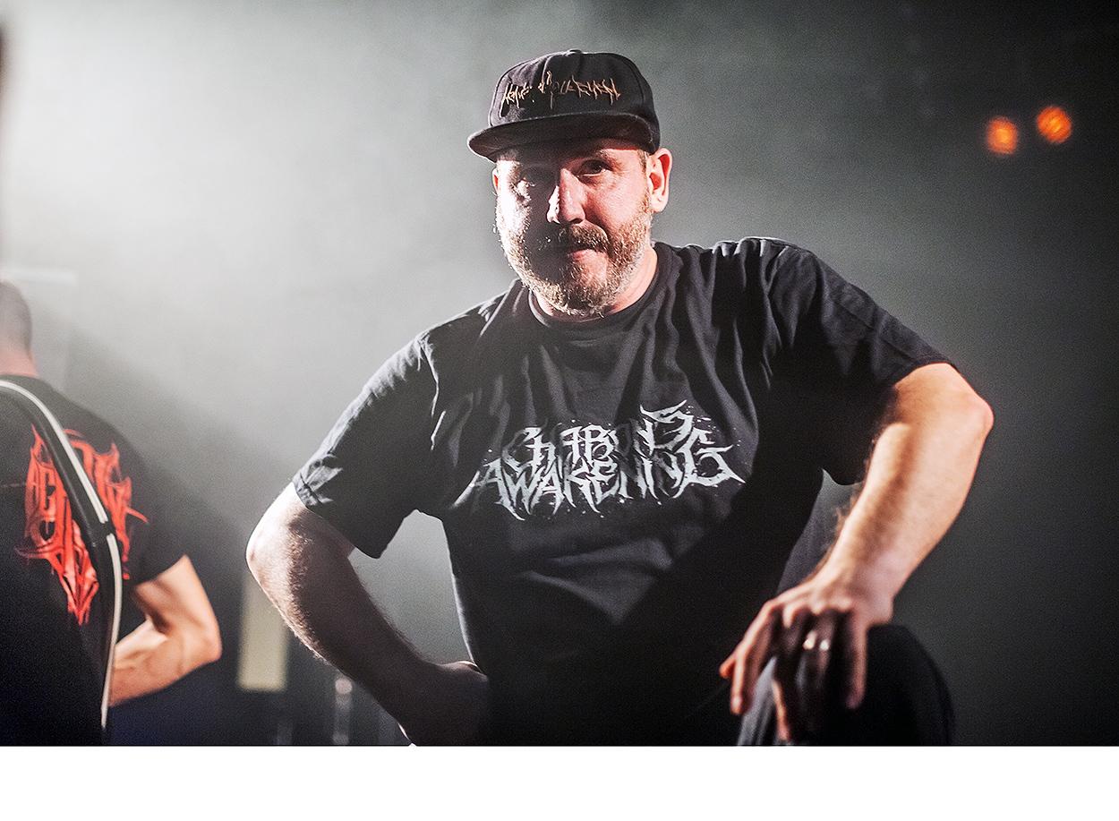 Charon's Awakening (Nantes Metal Fest, Nantes, (Loire-Atlantique)