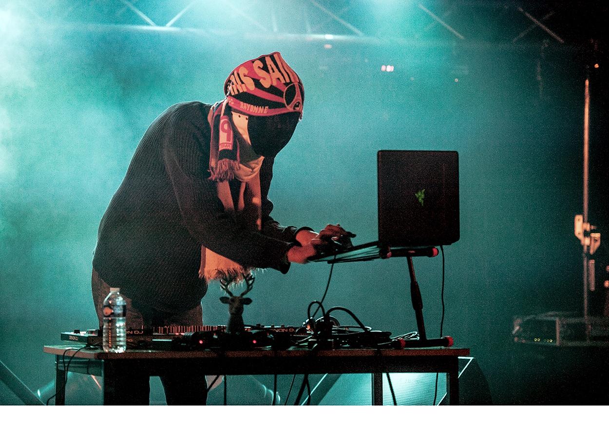 DJ Set (Metal Cultures, Guéret, Creuse)