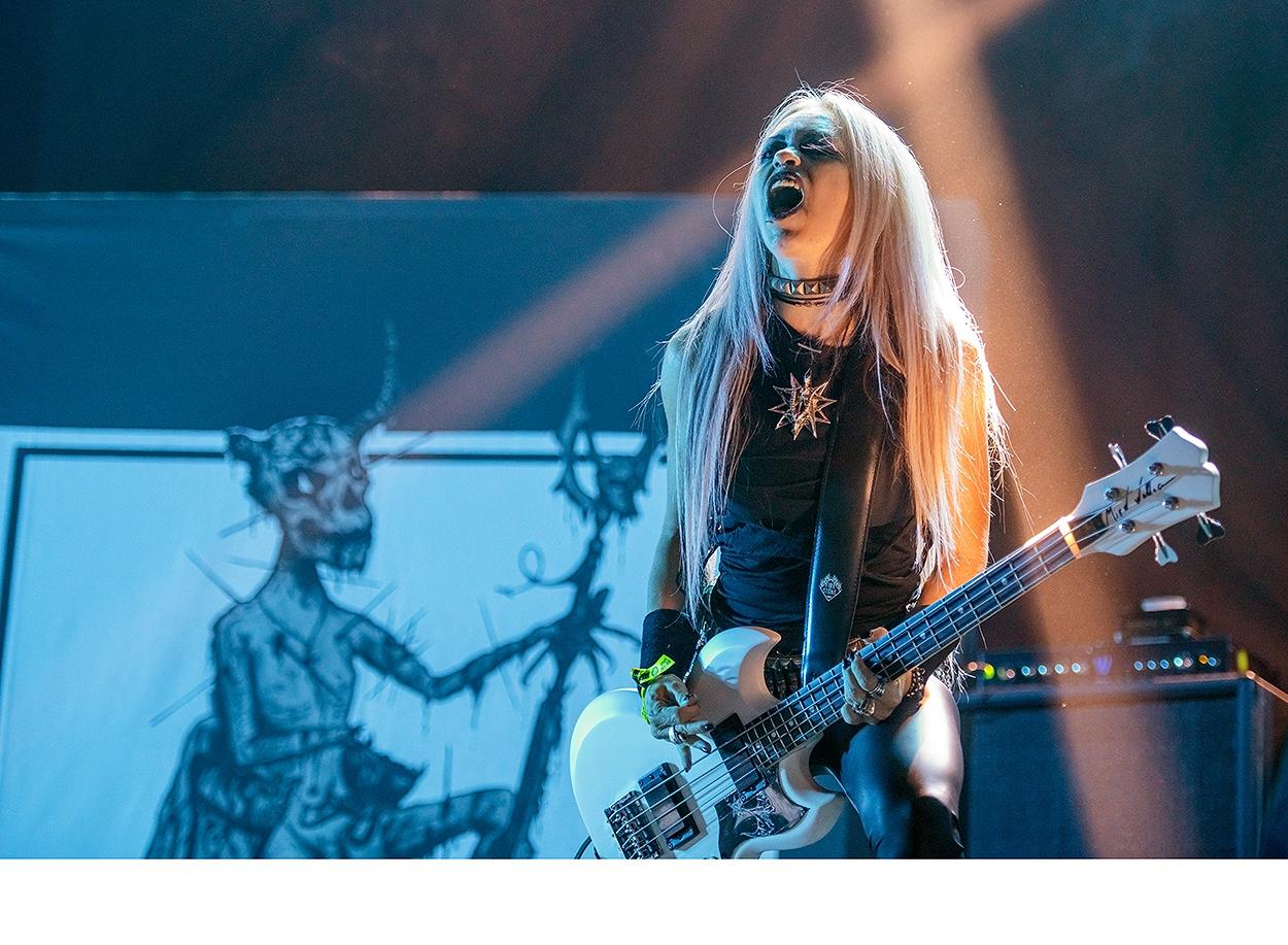 Hellhammer : Tom G Warrior's Triumph of Death  (Hellfest, Clisson, Loire-Atlantique)