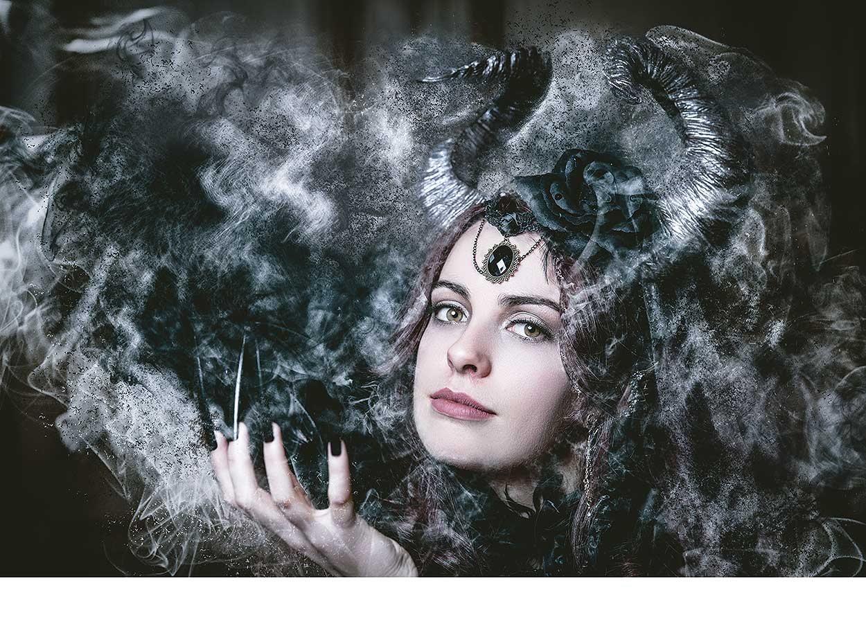 La reine des ténèbres