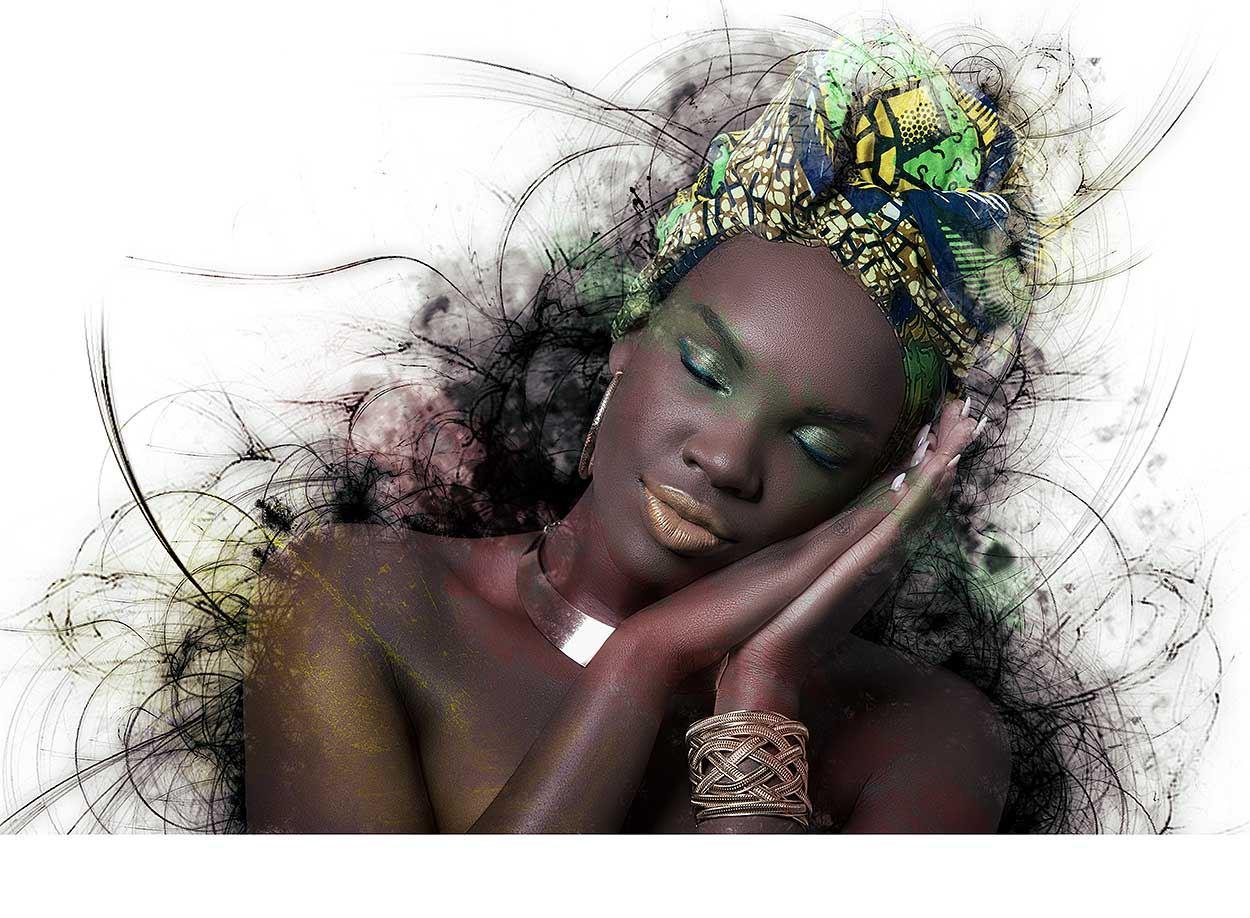 La déesse Oshun