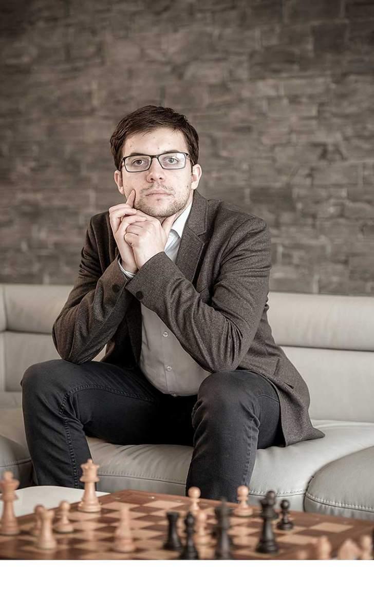 2017 - Rencontre avec Maxime Vachier-Lagrave