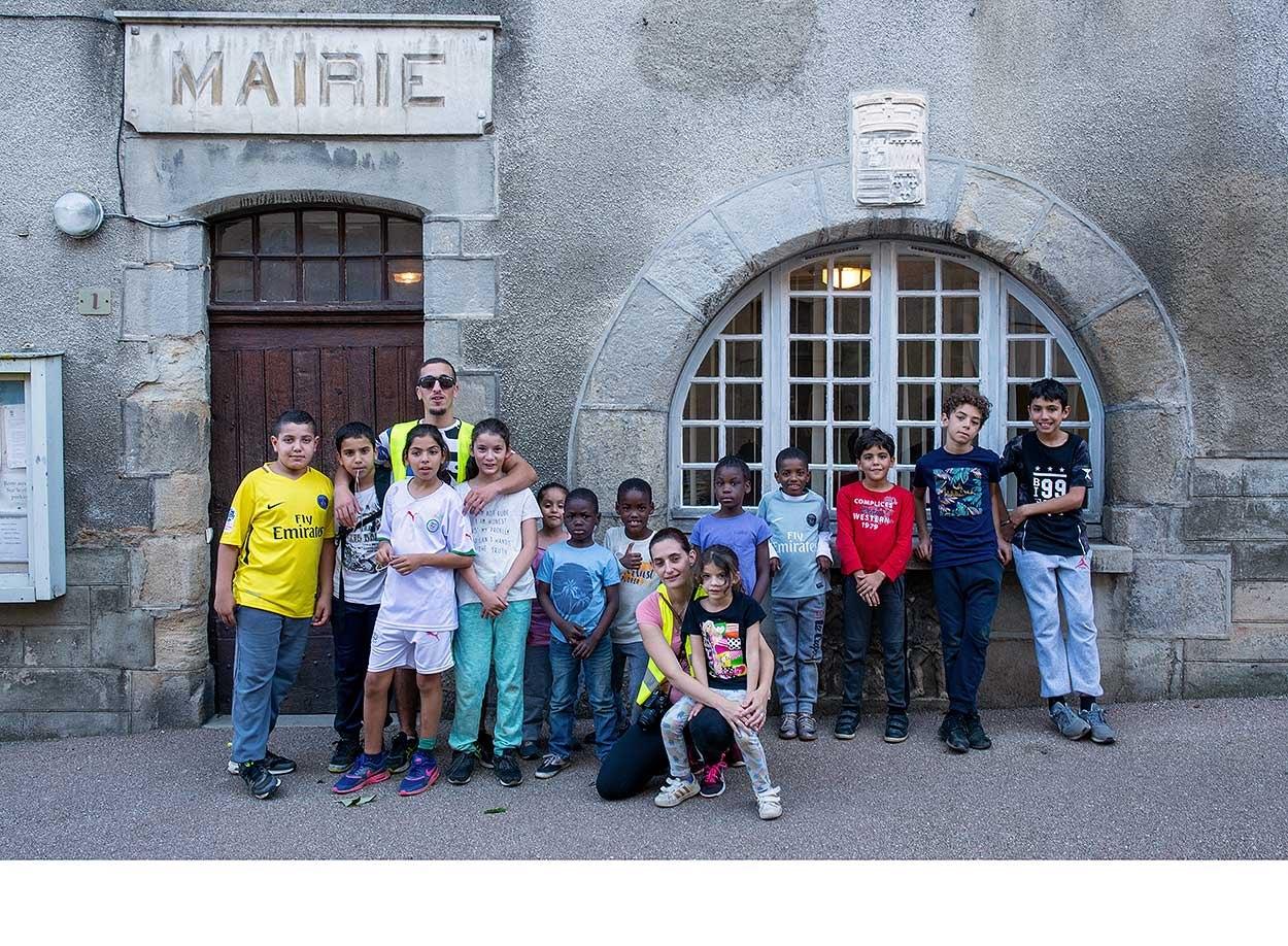 2017 - Centre de vacances de Roussines (Indre)